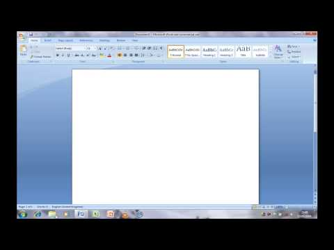 Recovering Lost Microsoft Word Documents