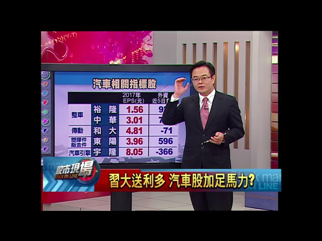 【股市現場-非凡商業台鄭明娟主持】20180417part.4(賴建承)