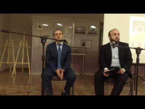 Презентация книги Отцы Армянской Церкви о духовной жизни 4