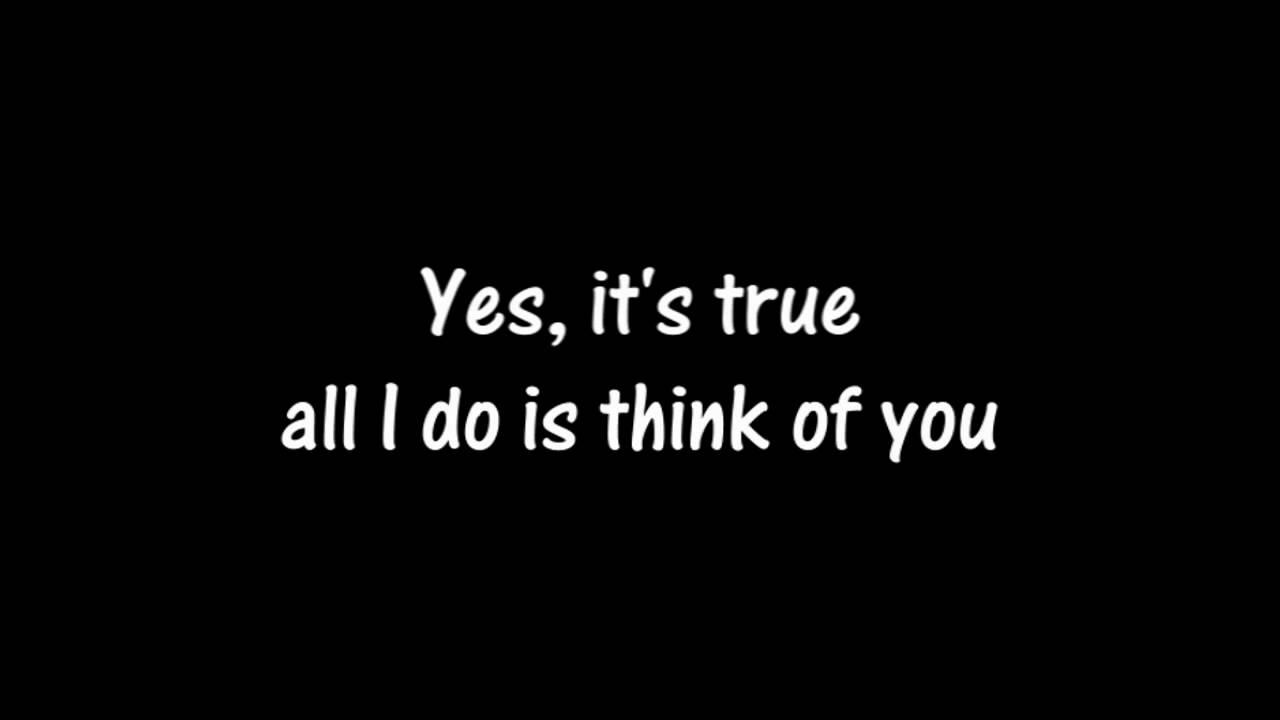 Jeremih – I Think of You Lyrics | Genius Lyrics
