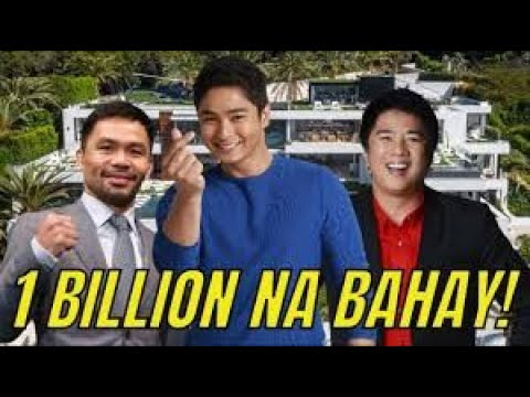 Top 10 Pinakamagandang Bahay ng mga Pinoy Celebrities