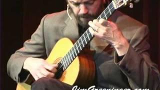 Guitar/classical Jim Greeninger, Intro & Romance - BransonGuitar.com