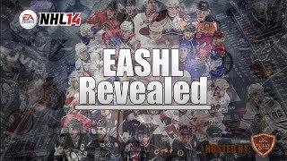 NHL 14 | EASHL Revealed | Intro / Trailer