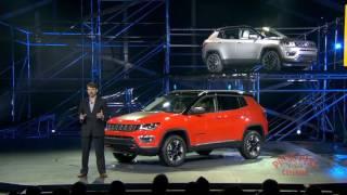 2016 LA Auto Show - Jeep Compass Intro Highlights