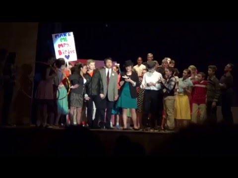 Bye Bye Birdie 2016 Mount Logan Middle School