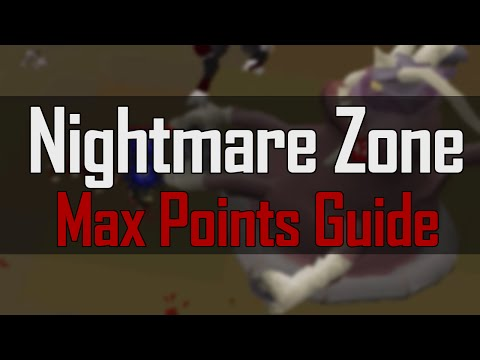Max Nightmare Zone Points Guide | 1.5m+ Point per Hour