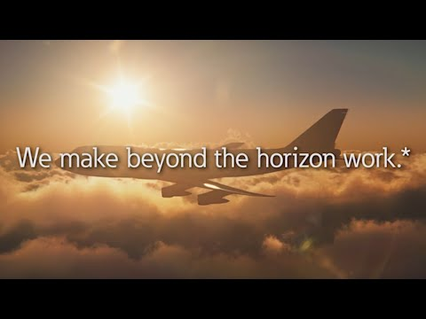 We make beyond the horizon work.*