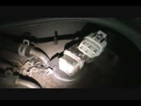 subaru outback wiring diagram mercedes benz sl500 95 legacy fuel pump replacement - youtube