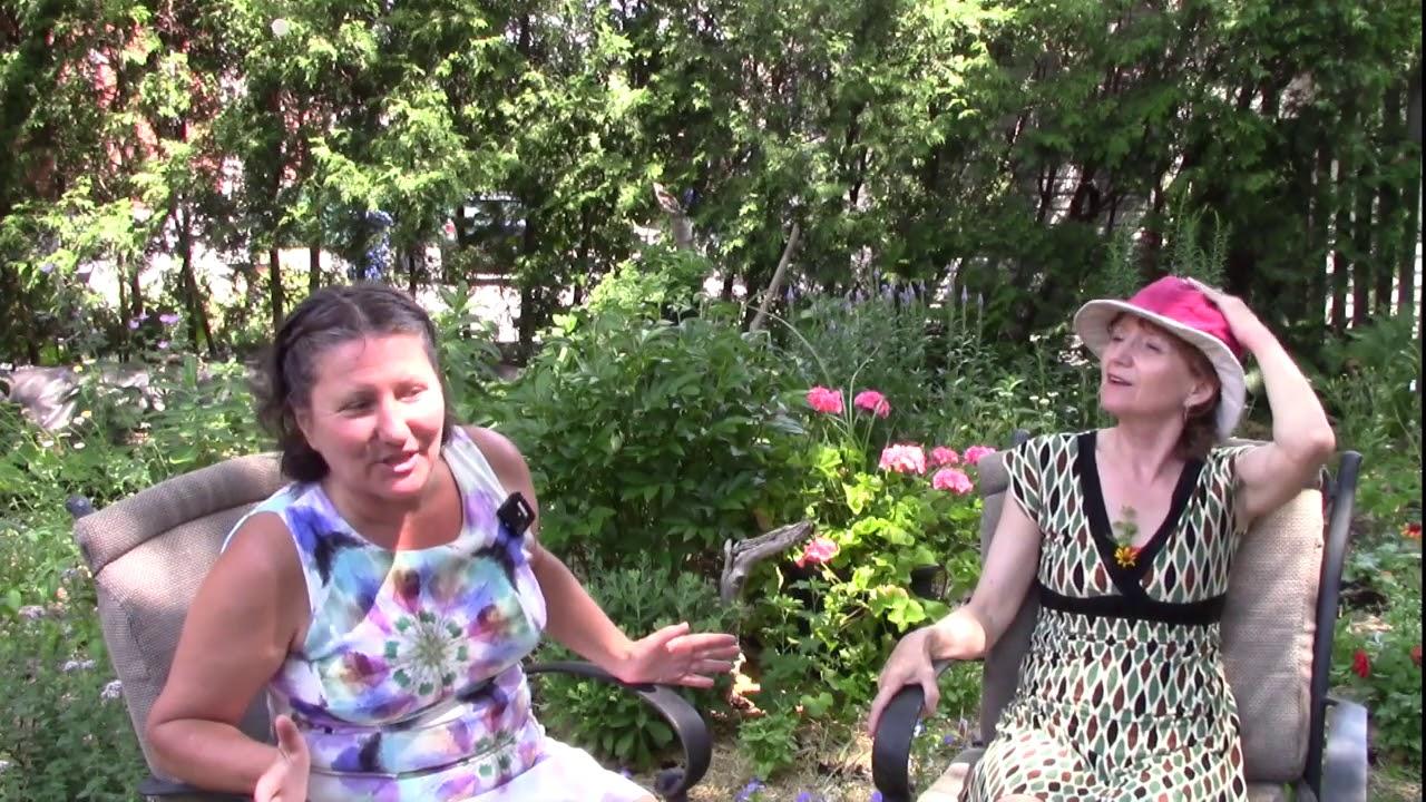 Causerie au jardin (2e partie)