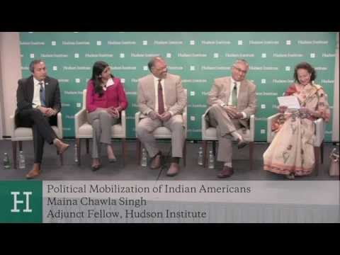 Political Mobilization of Indian Americans