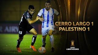 Cerro Largo vs. Palestino [1-1] | GOLES | Fase 2 (Ida) | CONMEBOL Libertadores 2020