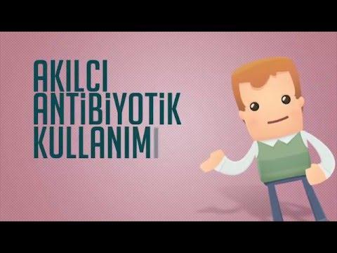 Akılcı Antibiyotik Kullanımı Videosu