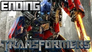 Transformers: The Game - Autobot Campaign - Final Battle Optimus Prime Vs. Megatron & Ending!