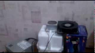 Охлаждение воды элементом Пельтье(, 2013-08-01T20:08:16.000Z)