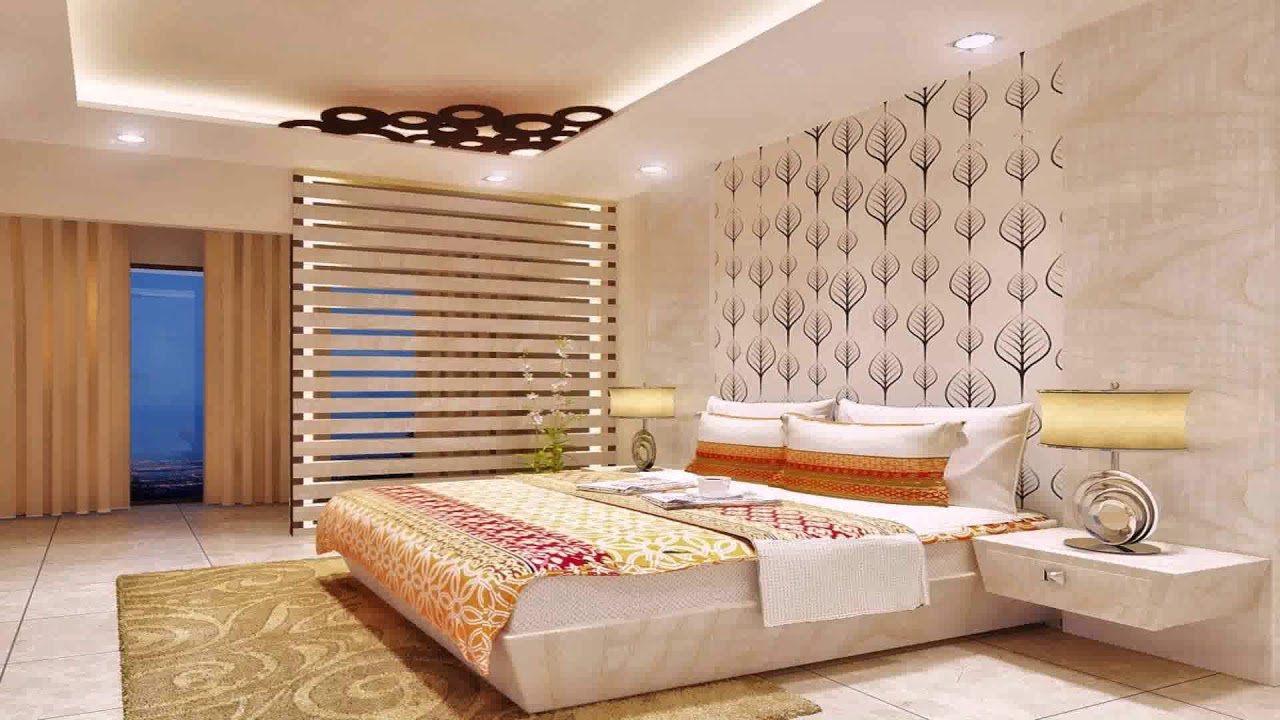 charming simple ceiling designs living room   False Ceiling Design For Living Room With 2 Fans - YouTube