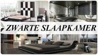 Zwarte Interieur Tips : Zwart wit interieur slaapkamer parksidetraceapartments