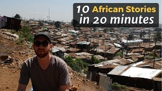10 African Stories in 20 Minutes