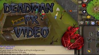First Godwars item PK on Deadman Mode - Wiggled