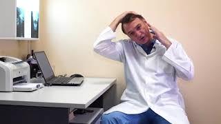 Упражнения при головной боли при шейном остеохондрозе