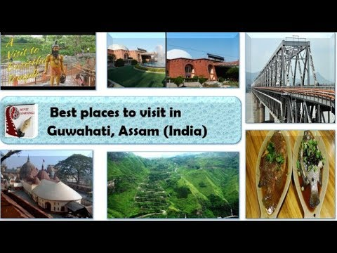 Places to visit in Guwahati | One day picnic spot near Guwahati | Assam Tourism, India