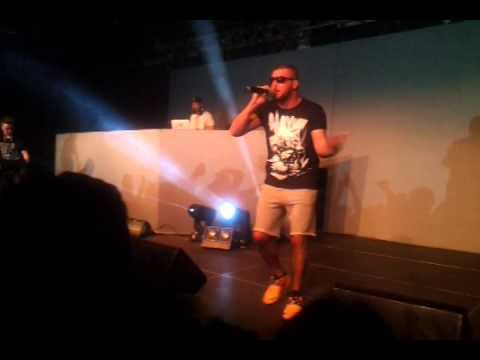 Kc Rebell - Rap Rebellution (Exklusiv Live) - REBELLUTION 30.05.14