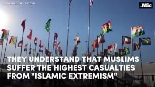 38,000 Ahmadiyya Muslims March against ISIS
