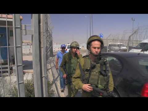 Palestinian Road Trip!