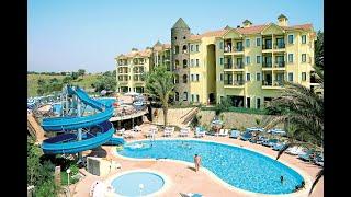 Dosi Hotel 3 Доси отель Сиде Турция обзор отеля все включено территория