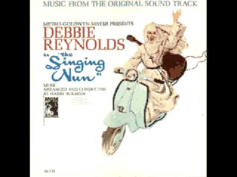 "Debbie Reynolds - ""Dominique"" (The Singing Nun)"