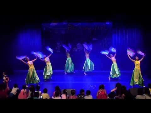 [ĐÊM TRĂNG CỔ TÍCH] Múa Tiên Nữ - Nhóm múa VietCharm