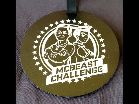 2017 Disc Golf McBeast Challenge Jackson Park McBeth Sexton