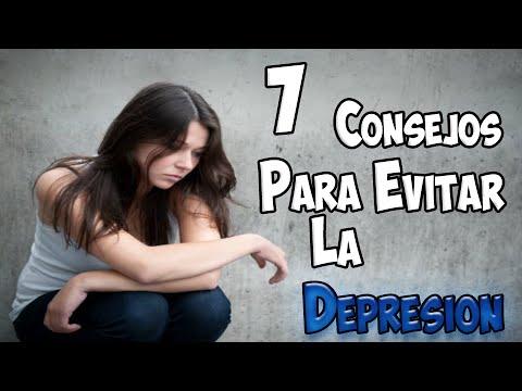 7 consejos para evitar la depresi n youtube - Consejos para superar la depresion ...