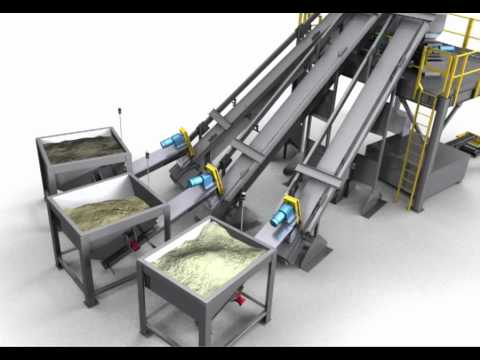 Bulk Material Conveyor System Ensures Accurate Supply