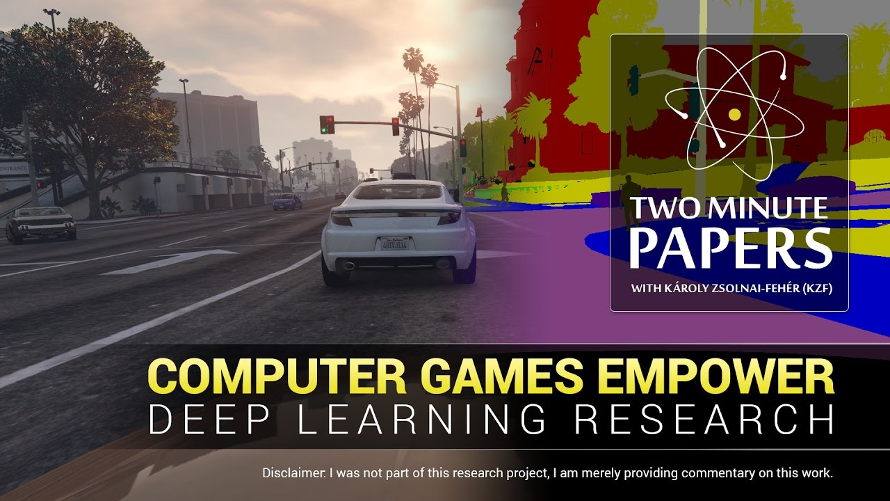 Computer Games Empower Deep Learning Research  1c4ec47995