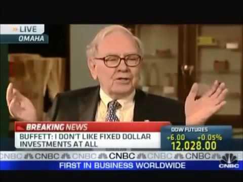 Warren Buffett's view on Real Estate