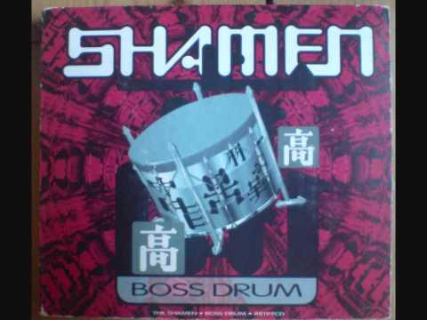 The Shamen 'Boss Drum' The Beatmasters Radio Mix