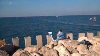 Ашдод,  26 дек 2015г.(Субботний солнечный день. Зима в Израиле!, 2016-01-03T18:13:05.000Z)