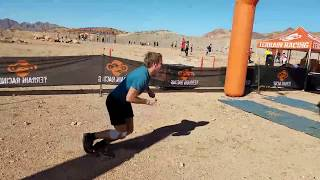 Terrain Race Las Vegas 2017 - Elite Start and Sean Finishing (Boulder City, NV)