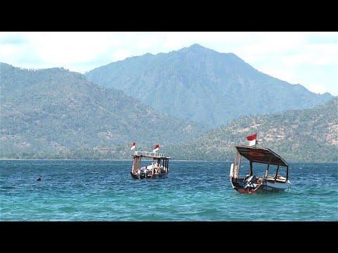 Erdbeben auf Lombok erschüttern auch den Tourismus
