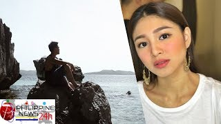 Nadine Lustre writes an emotional message for her brother Isaiah