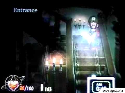 Main Area Luigi S Mansion E3 2001 Youtube