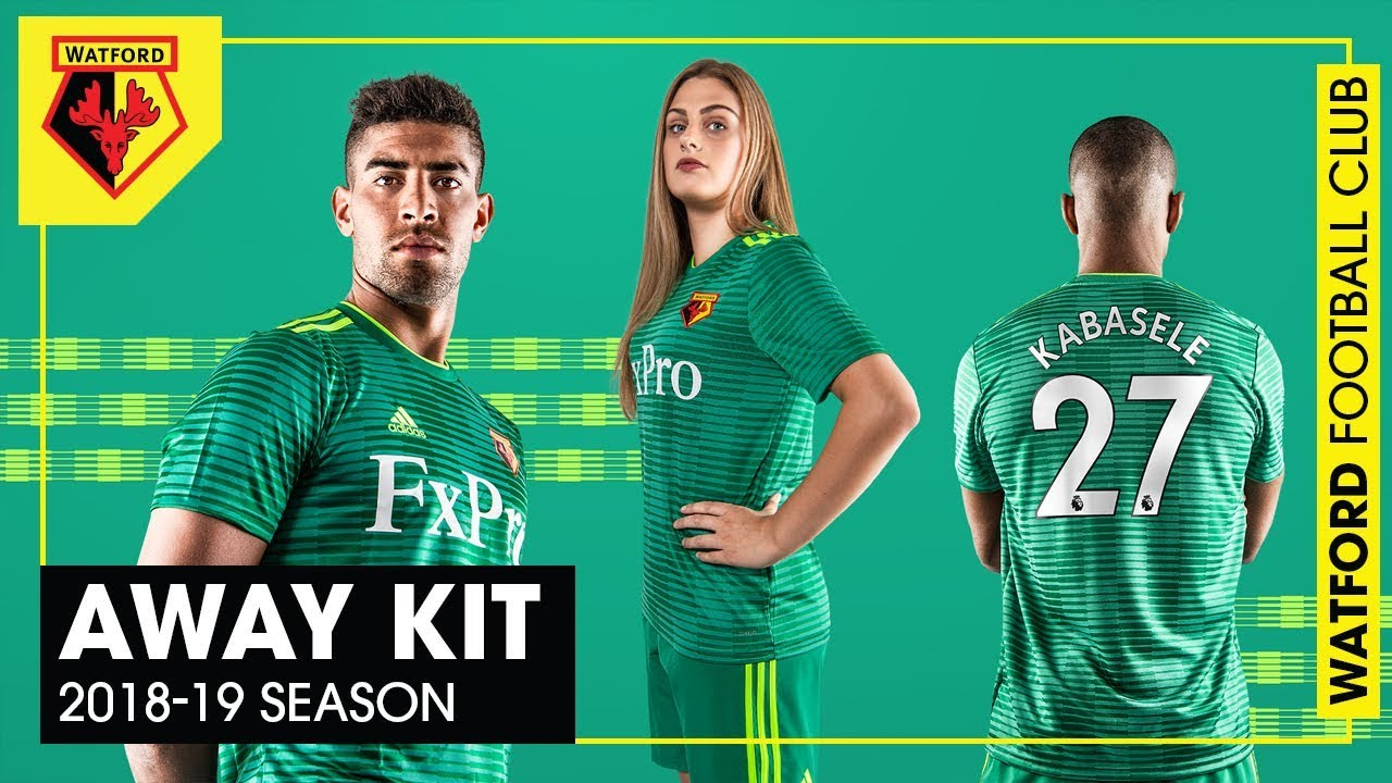 618f5d8f543 2018/19 AWAY KIT | REVEALED! ✅ - YouTube