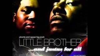 Phonte featuring Von Pea - A Word From Our Sponsors