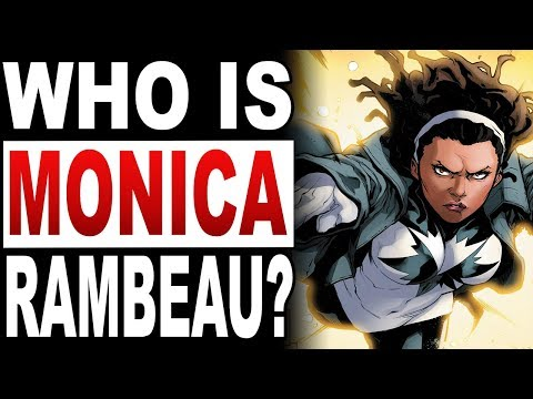 Who Is Marvel's Spectrum? The First African American Female Avenger!