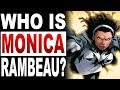 Who Is Marvel S Spectrum The First African American Female Avenger mp3
