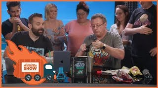 Weird British Food w/Gary Whitta - Kinda Funny Morning Show 09.28.17