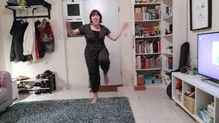 Funky jazz routine com joana lemos