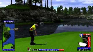 PEGT - Andy Haas vs Mark Stenmark King of the Hill Golden Tee Challenge Match