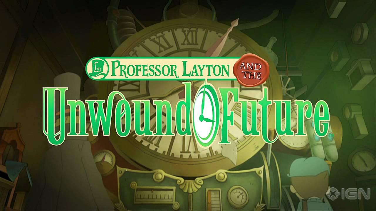Ο κλασσικός Nintendo DS τίτλος 'Professor Layton and the Lost Future' έρχεται σε Android και iOS!