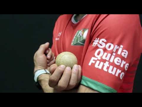 El Club de pelota Urbión, un símbolo frente a la resistencia al coronavirus